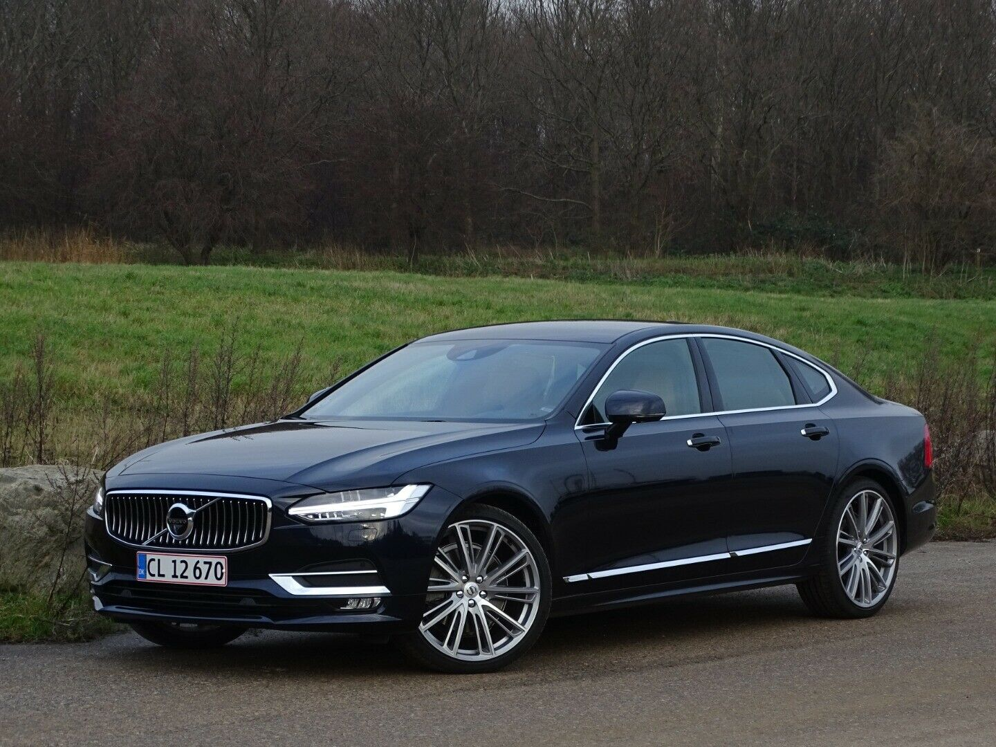 Volvo S90 2,0 T4 190 Inscription aut.