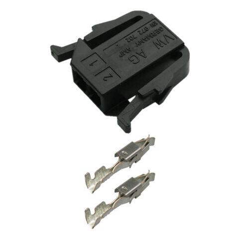 Steckverbinder VW 191 972 702 191972702 Reparatursatz Stecker 2-polig