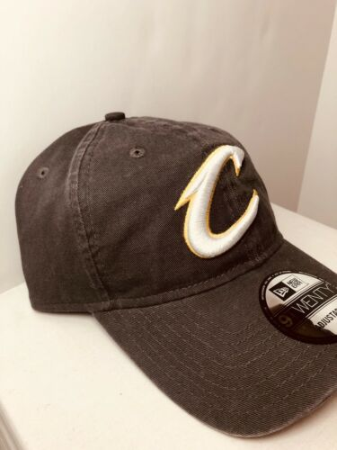 2 of 6 Cleveland Cavaliers New Era Adjustable NBA Cap 9TWENTY