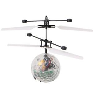 RC Heli Ball Fliegender Capteur Kugel Automatique LED Flyings Balle Hélicoptère