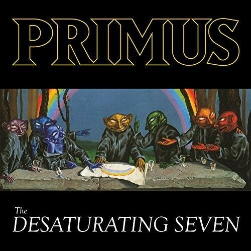 Primus - The Desaturating Seven [New Vinyl LP] Colored Vinyl