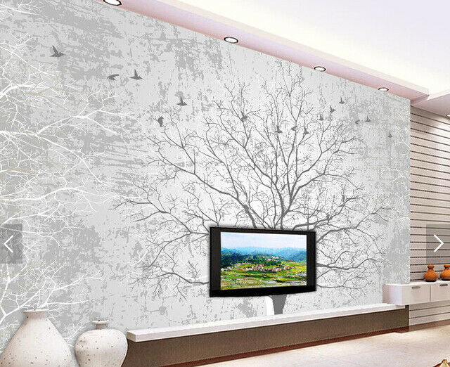 3D Branches 627 Wallpaper Murals Wall Print Wallpaper Mural AJ WALL AU Kyra