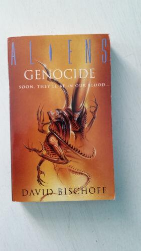 1 of 1 - Aliens: Genocide, Bischoff, David Paperback Book