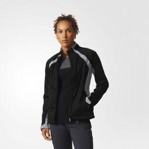 9f3708b4e B38426 Women's ADIDAS ClimaProof Tour Soft Shell GOLF Rain Jacket ...