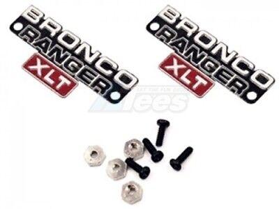 CChand Traxxas TRX4 Bronco Body Side Emblems CC//D-E015