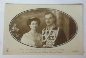 Adel, Prinz Ernst August zu Braunschweig-Prinzessin Victoria Luise 1910♥(27640)