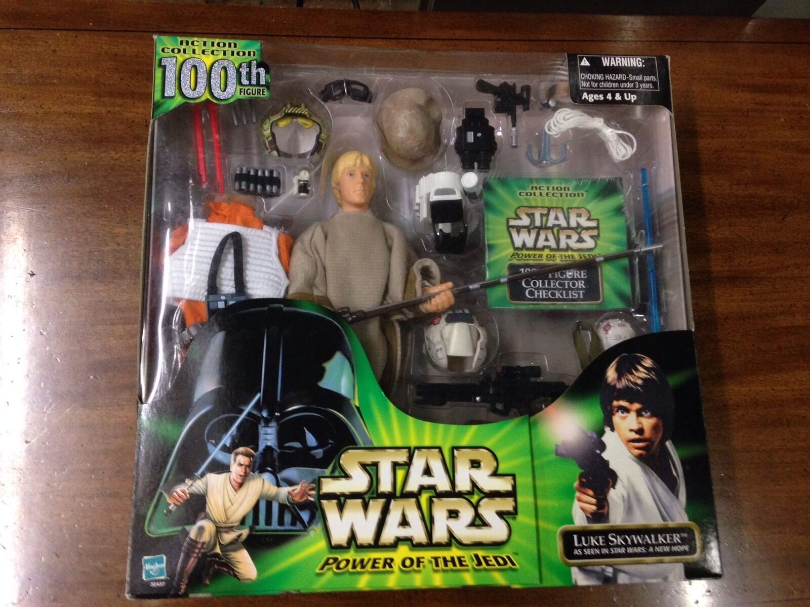 Hasbro Star Wars Set Of 2 12  Figures  POTJ Line 100th Deluxe Luke + Sith Lords