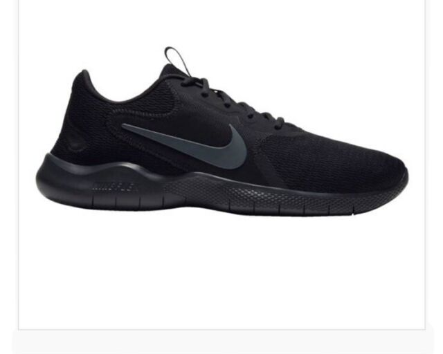 Men Nike Flex Experience Run 9 Running Shoes Black/Black CD0225-004
