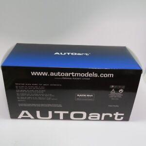 AUTOart-1-18-RWB-993-Model-Car-Matt-Black-with-Gold-Wheels-78154