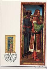 LIECHTENSTEIN   Carte Postale Maximum N° 91 ROIS MELCHIOR BALTHASAR    LIE08