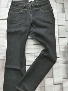 Sheego-Jeans-Trousers-Black-Ladies-Size-44-plus-Size-547-New