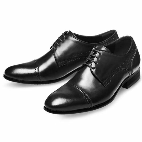 Mens Oxfords Bono Lace Dress Classic Leather Formal Shoes Mooda Up qf1Fqd