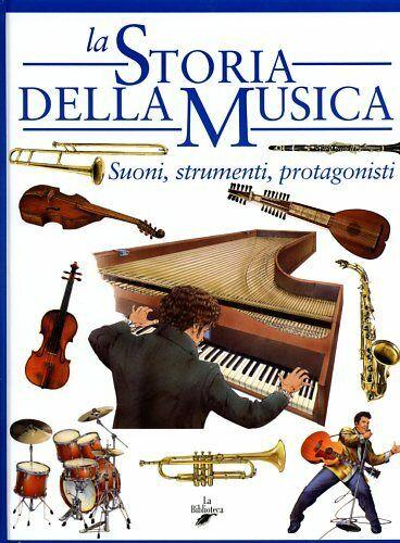 La storia della musica Catucci Stefano