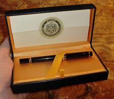 WATERMAN Ideal Paris OVP 100 Jahre Allianz FÜLLER M 18K Gold 750 Feder 1990 wow