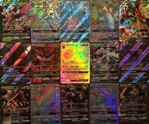 50-Pokemon-Cards-Ultimate-Pack-1-GX-V-ULTRA-RARE-9-Rares-shiny-FAST-DISPATCH