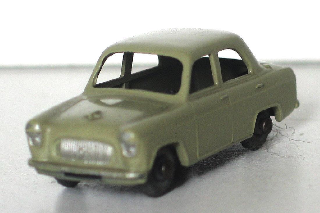 Lesney  Machtbox Ford Prefect wiht tuwbar   1956