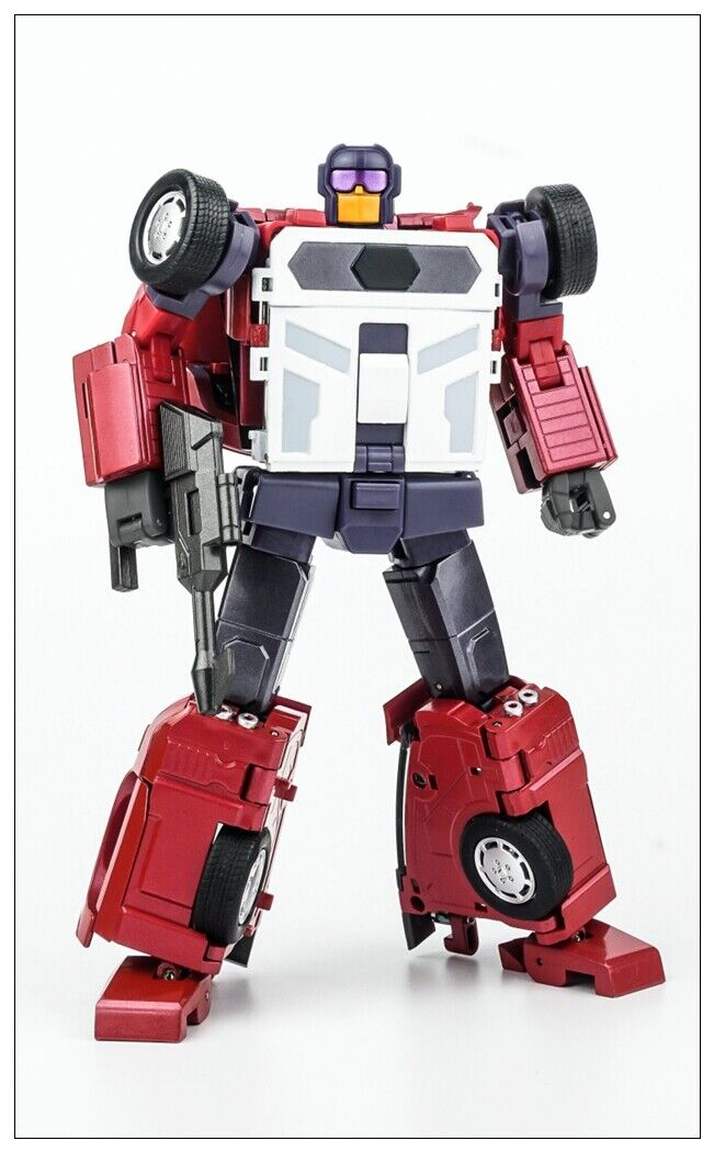 Nouveau Transformers Jouet  X-transbots MX-15 DEATHWISH Alliage Edition G1 Dead End  les derniers modèles