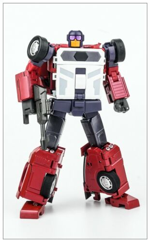 X-Transbots MX-15 Deathwish Alloy G1 Dead End Transformers toy New instock
