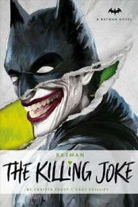 The-Killing-Joke-by-Christa-Faust-9781785658129-Brand-New-Free-UK-Shipping