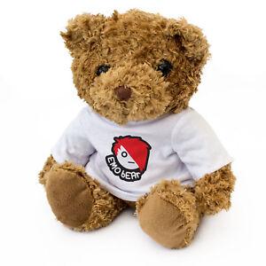 NEW-EMO-Teddy-Bear-Soft-Cute-Cuddly-Gift-Present-Birthday-Xmas
