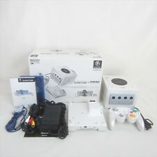 Game Cube FINAL FANTASY Crystal Chronicles Console Limited FREE SHIP NEAR MINT
