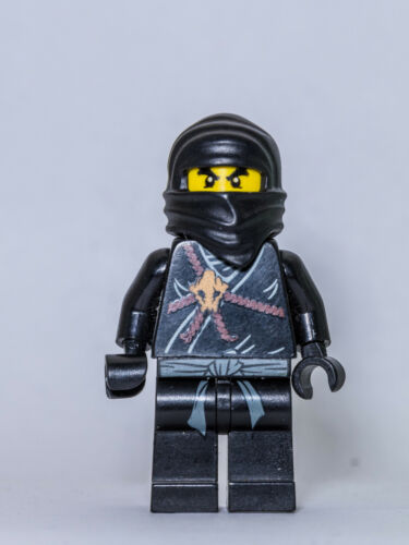 njo006 LEGO ®-Minifigur Cole Ninjago The Golden Weapons aus Set 2112 2516 2263