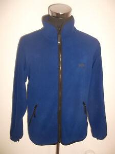 vintage-HELLY-HANSEN-Fleecejacke-Fleece-Jacke-blau-jacket-Gr-S-M
