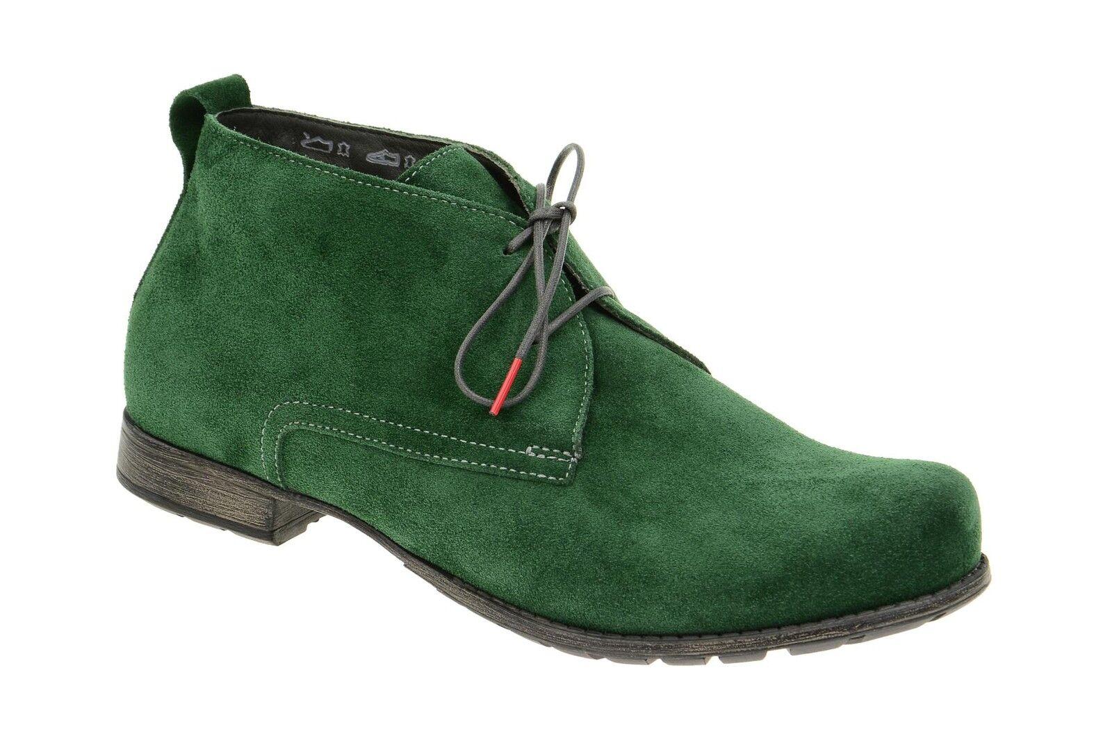 Think zapatos de pensamiento  verde señora botines botines botines cómodo botín 5-85780-61 nuevo  Envío 100% gratuito