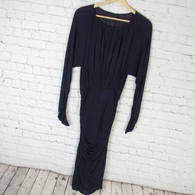 Derek Lam Dress Womens Size 6 Purple