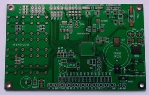 Details about Bare PCB - HF Easy 2018 Si5351 HAM HF Transceiver DDS VFO  Synthesizer