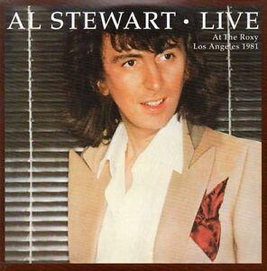 CD-Album-Al-Stewart-Live-at-The-Roxy-Los-Angeles-1981-Mini-LP-Style-Card-Case