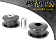 Powerflex BLACK Poly Bush For Seat Leon Mk1/Cupra Front Wishbone Rear, Cast Arm