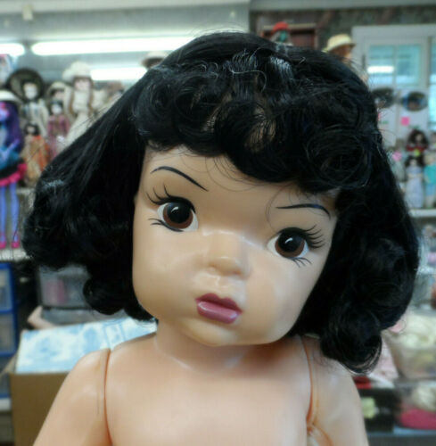 NEW REPRODUCTION DOUBLE STITCH WIG FOR TERRI LEE BLACK