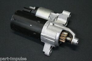 Audi-A4-8K-A5-8T-A6-A7-4G-A8-VW-Touareg-Anlasser-Starter-Bosch-1-4KW-079911021D