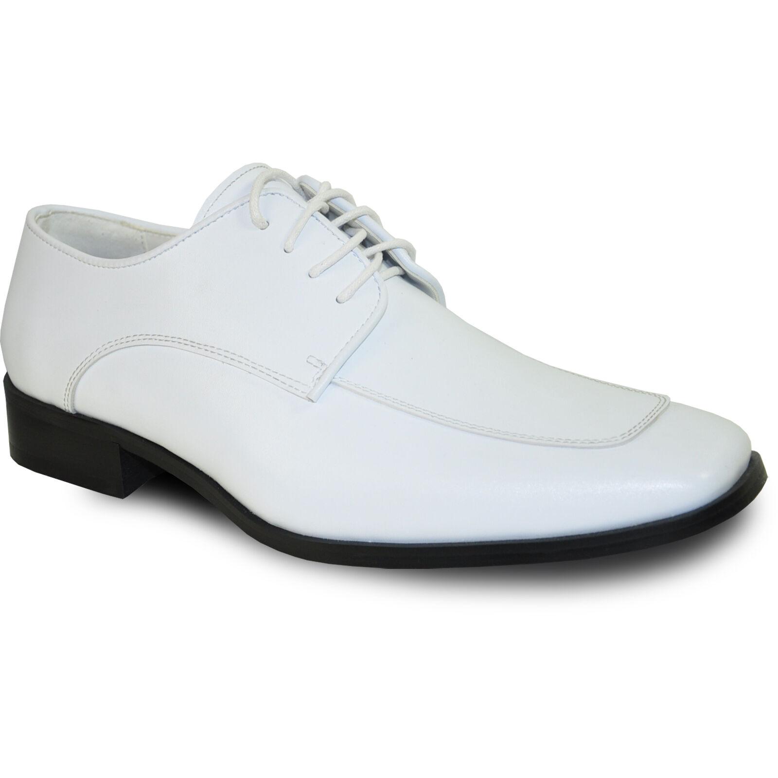 Nuevo vestido para Hombres Zapato Vangelo TUX-3 Oxford evento formal Moc Toe Wrinkle Free