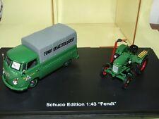 VW COMBI PICK UP & TRACTEUR FENDT SCHUCO