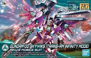 Bandai-Gundam-High-Grade-00-Sky-Hws-Trans-Am-Infinity-Fashion-1-144-Model