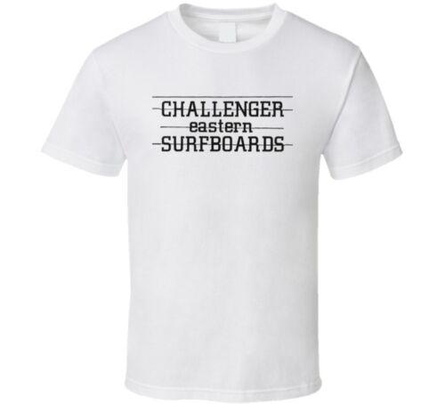 Vintage surf 1966 Challenger Eastern surfboards logo T Shirt