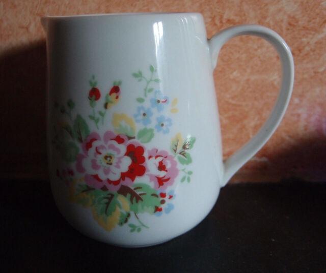 lovely CATH KIDSTON floral milk or creamer jug