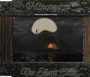 MINOTAURUS-The-Silent-Cave-EP-CD-2003-free-sticker-Ancient-Epic-Metal