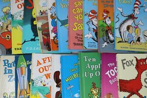 Lot-of-10-Dr-Seuss-Beginner-Books-amp-Bright-and-Early-Books-Random-Unsorted