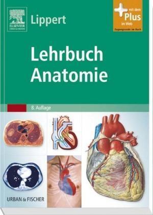 Lehrbuch Anatomie von Herbert Lippert (2011, Taschenbuch)