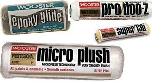 WOOSTER-ROLLER-COVERS-Paints-enamels-oil-primers-urethanes-epoxy