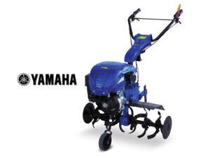Motozappa professionale Yamaha YT390 motore a benzina MX200 189cc fresa 90 cm
