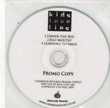(BY706) Kids Love Lies, Under The Bed - 2009 DJ CD