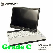 Fujitsu T901 Tablet Laptop Core i5 2.5Ghz 4GB No Software WiFi HDMI - GRADE C