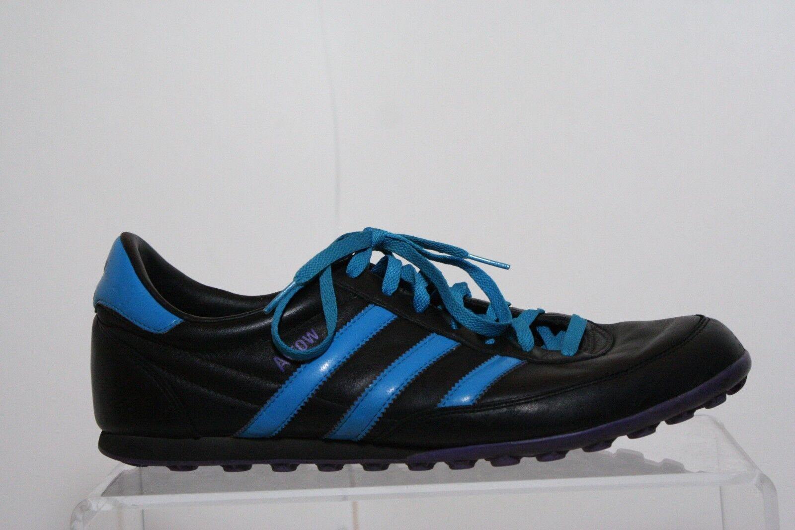 Adidas Arrow Sneaker Retro Waffle Runner 06' Sneaker Arrow Athletic Multi Black Teal Men 12 a220a4
