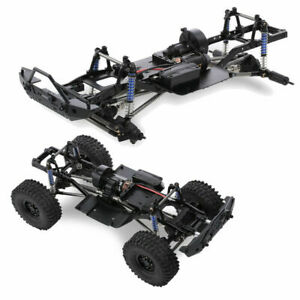 AUSTAR 313mm Wheelbase Chassis Frame for 1//10 AXIAL SCX10 II 90046 90047 RC Car