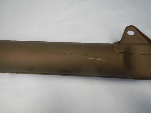 NEW HONDA CT90 K1 1969 TRAIL EXHAUST MUFFLER PIPE HEADER CT 90  69 K1