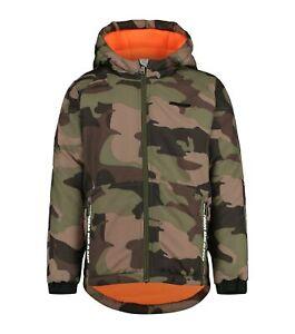 Green Details Camouflage Gr8 Jacke Winterjacke 128 Zu Vingino Tristun DWEIY9H2